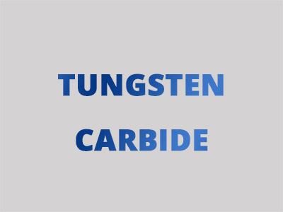 Hardfacing alloys with tungsten carbide
