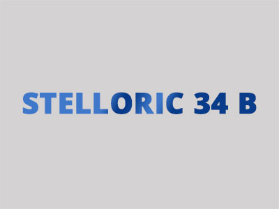 Stelloric 34 B - Nickel base