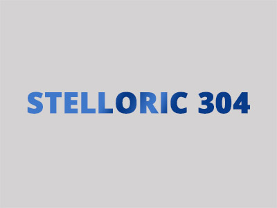 Stelloric 304 - Iron base
